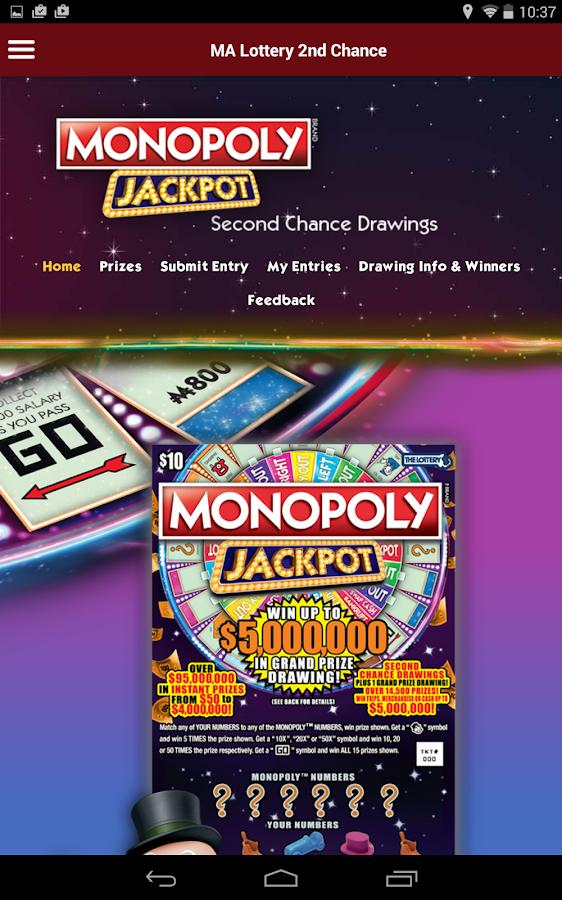 Ma+Lottery