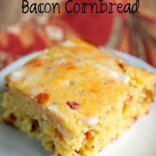 Bacon Cornbread.