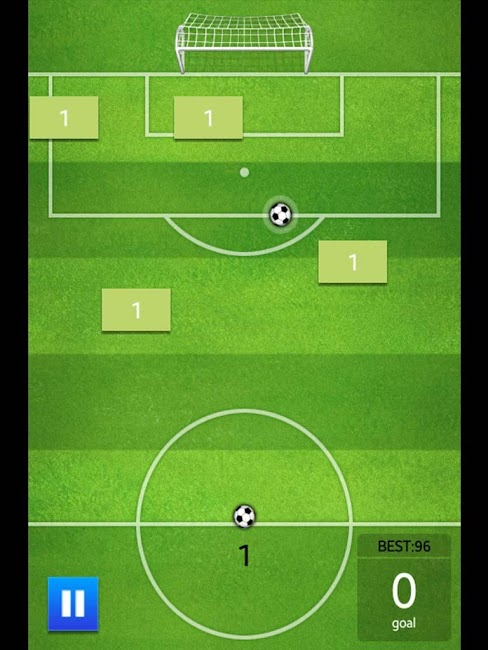 #6. Soccer Brick Game (Android)