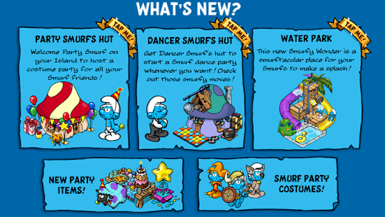 Smurfs Village MOD 1.5.8a (Unlimited Money) APK