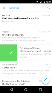Mailbox - screenshot thumbnail