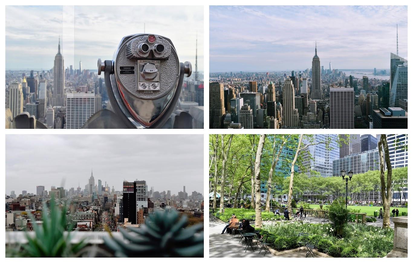 Nueva York en un día