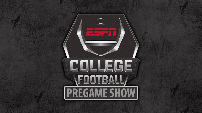 Watch College Football Pregame Show live