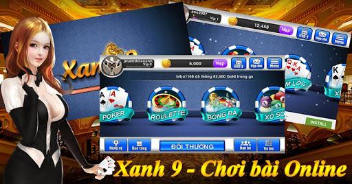 玩免費博奕APP|下載Danh Bai Doi Thuong – Xanh 9 app不用錢|硬是要APP
