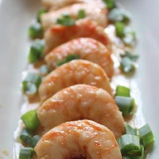Slow Cooker Barbecued Shrimp