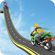 Bike Stunt 2020 - Free Motorcycle Games