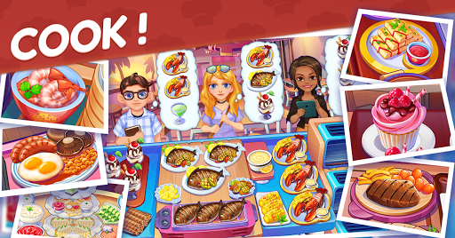Cooking Voyage - Crazy Chef's Restaurant Dash Game apkdebit screenshots 4