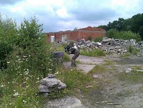 Photo: 3. A v plném nasazení na paintballu v Krmelíně.