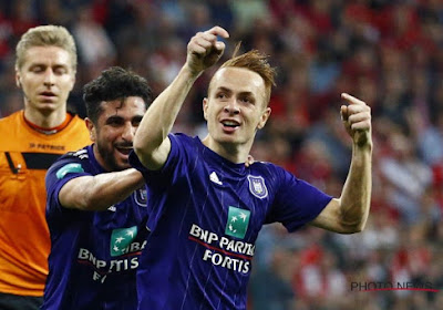 """""""Quand on joue à Anderlecht, on ne doit craindre personne"""""""