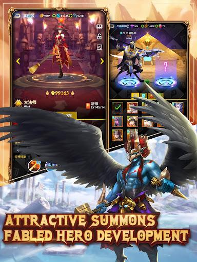 Idle Mythos screenshot 8