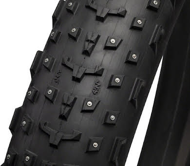 "45NRTH Dillinger 4 Studded Fat Bike Tire - 27.5 x 4.0"" - 60tpi alternate image 2"