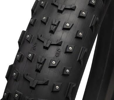 "45NRTH Dillinger 4 Studded Fat Bike Tire - 27.5 x 4.0"" - 60tpi alternate image 2"