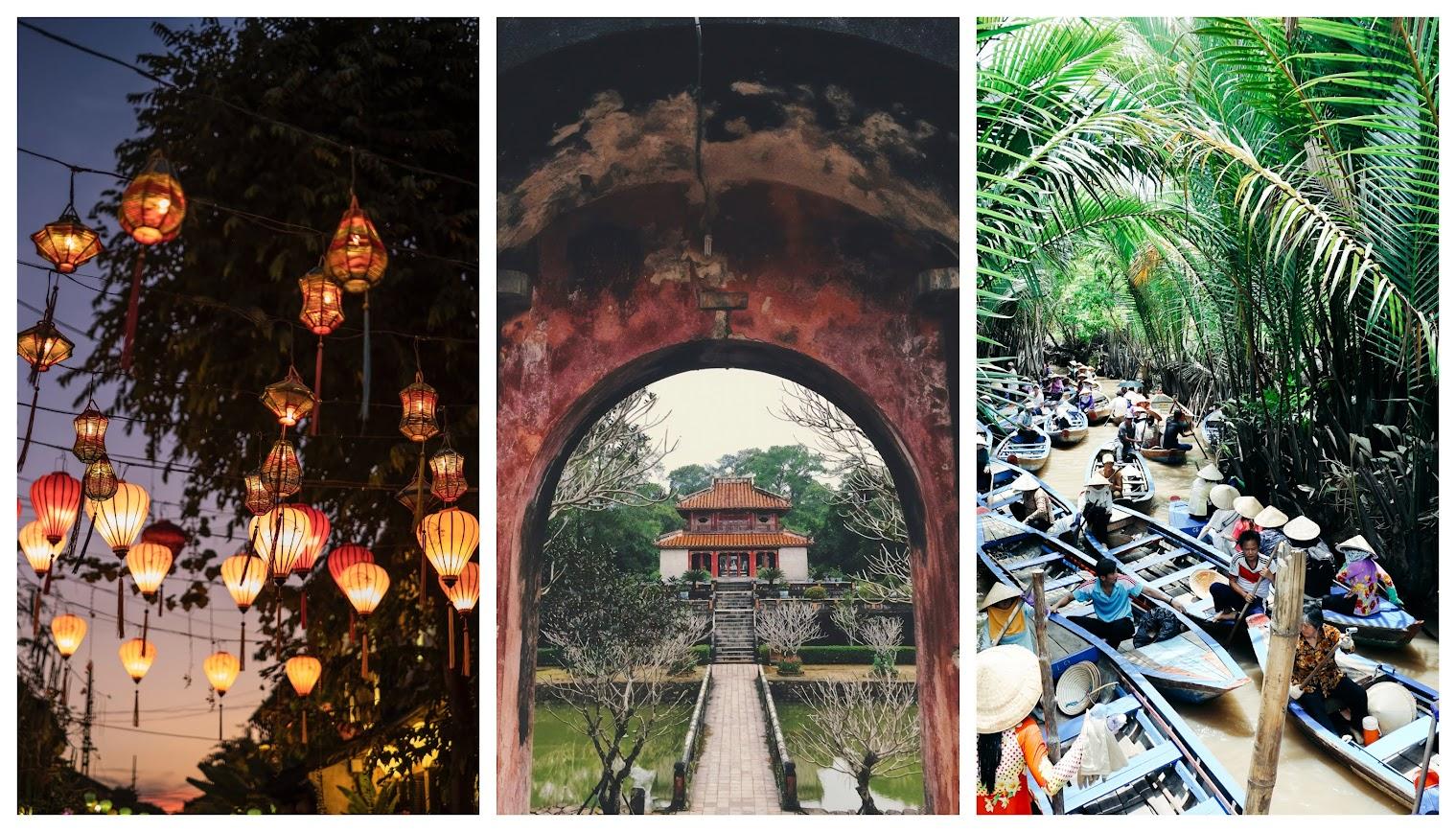 ruta por vietnam