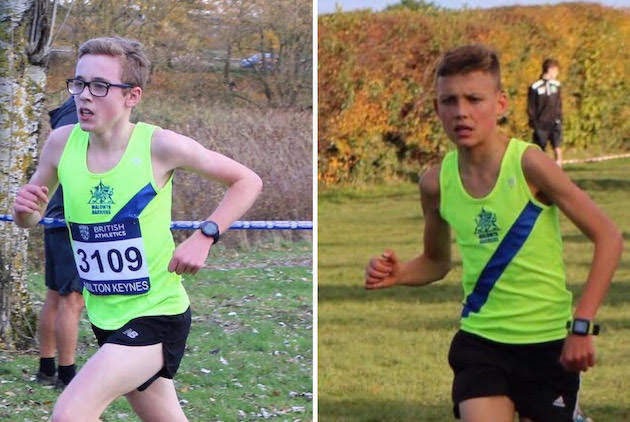 Pair to represent Wales at mini-marathon