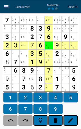 Sudoku (Privacy Friendly) modavailable screenshots 2