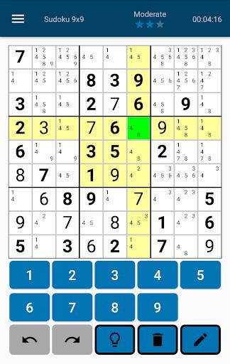 Sudoku (Privacy Friendly) screenshots 2