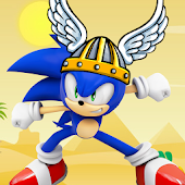 Subway Sonic Viking Run