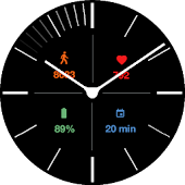 Initial 2 Watch Face