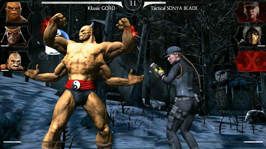 MORTAL KOMBAT X MOD 1.18.0 (Unlimited Soul/Coins) Apk + Data 6