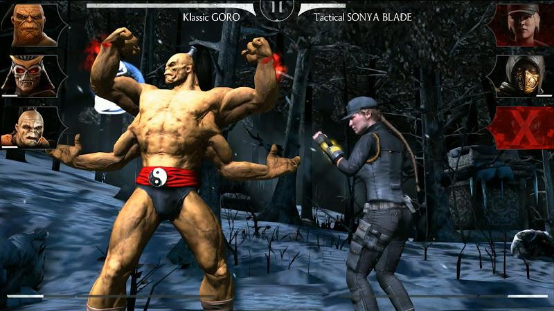 MORTAL KOMBAT X Screenshot 5