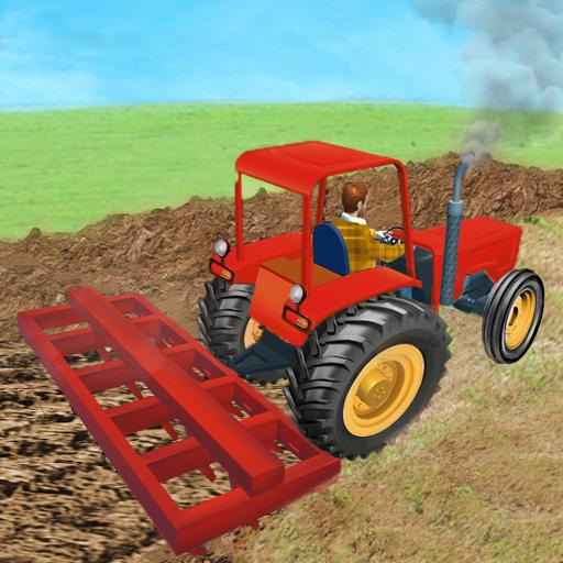 Farming Games Real Tractor Farming Sim 2017