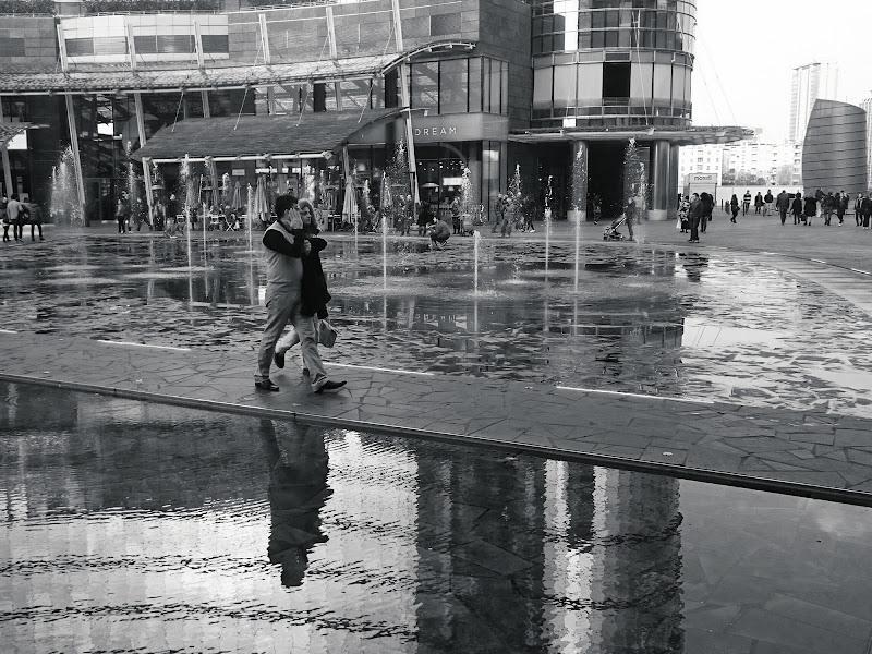 Passerella di piazza di Francesca Zaia