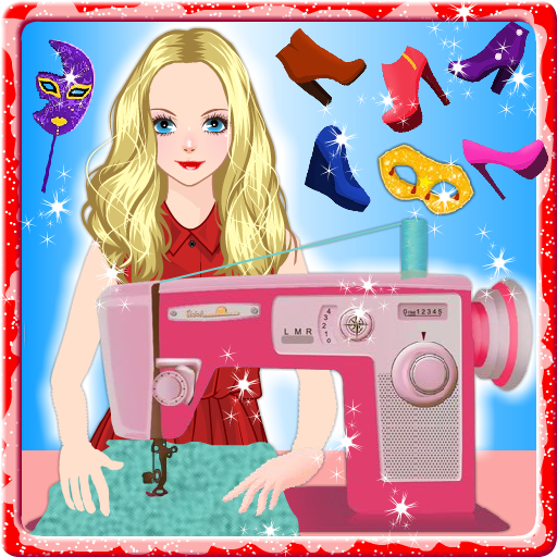 Dress Designer Doll Tailor