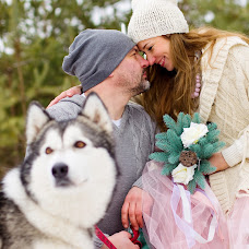 Wedding photographer Anna Piontkovskaya (anna86). Photo of 03.02.2017