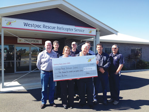 Westpac Helicopter services expanding