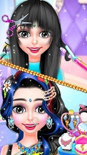 Indian Girl Hair Designer DIY Salon - náhled