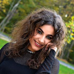 Elena by Doru Sava - People Portraits of Women ( girl )