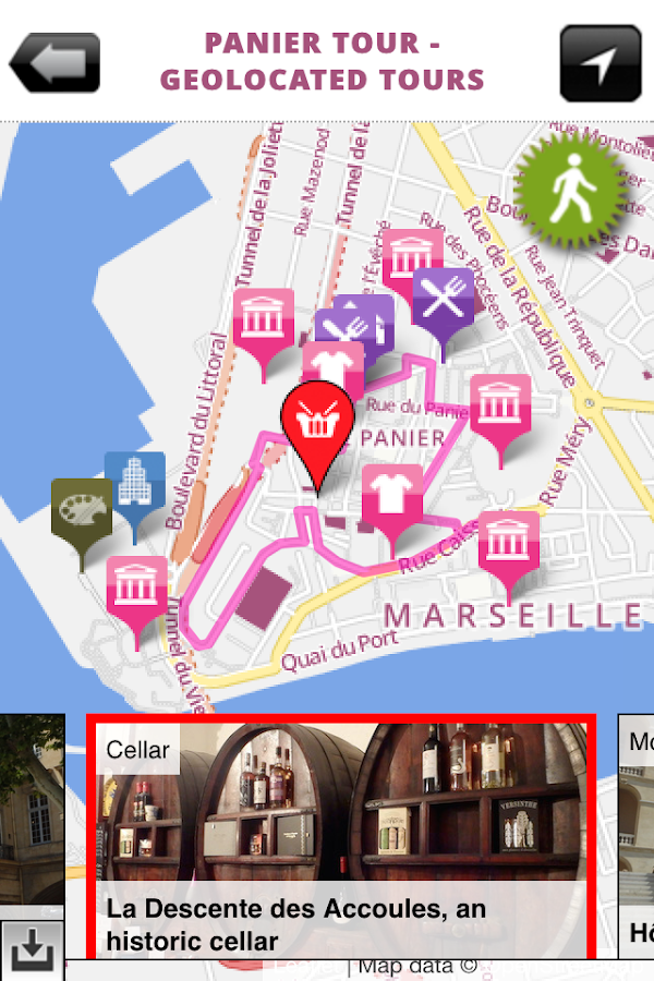 Marseille Provence - Aix- screenshot