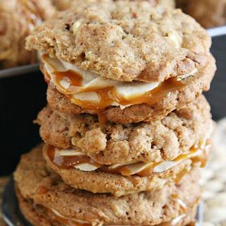 Caramel Apple Sugar Cookie Dessert Recipes