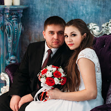 Wedding photographer Yuliya Mescheryakova (Yulchena). Photo of 28.02.2016