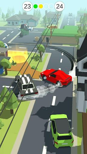 Drag Car  captures d'écran 1