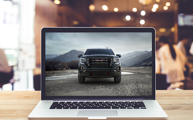 GMC Sierra HD Wallpapers New Tab Theme