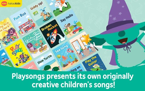 playsongs - kids songs - náhled
