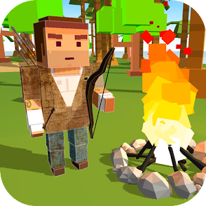 Cube Island Survival Simulator for PC and MAC