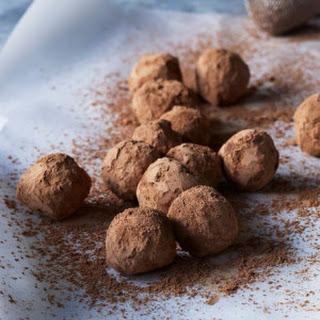 Chocolate-Spiced Truffles