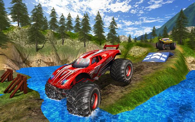Monster Truck Driver - screenshot