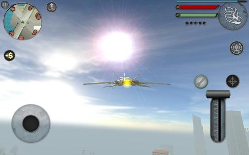 Robot Plane 1.0 screenshots 1
