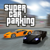 SUPER CAR Driving Simulator