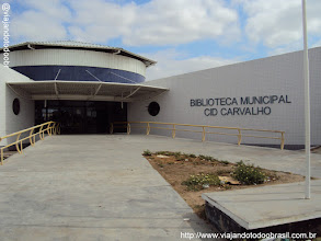 Photo: Petrolina - Biblioteca Municipal Cid Carvalho