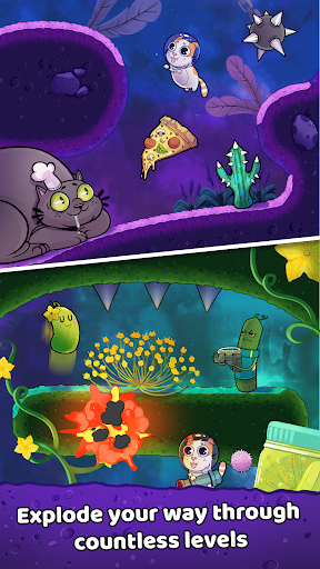 Rocat Jumpurr - Hilarious Monsters Crawler screenshot 3
