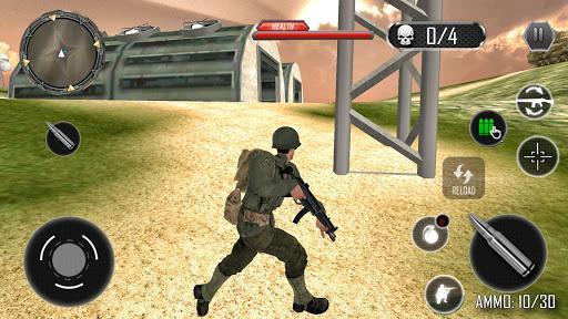 Last Commando Survival: Free Shooting Games 2019  screenshots 8