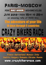 Photo: Crazy Bikers Race