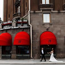 Wedding photographer Anna Peklova (AnnaPeklova). Photo of 12.10.2018