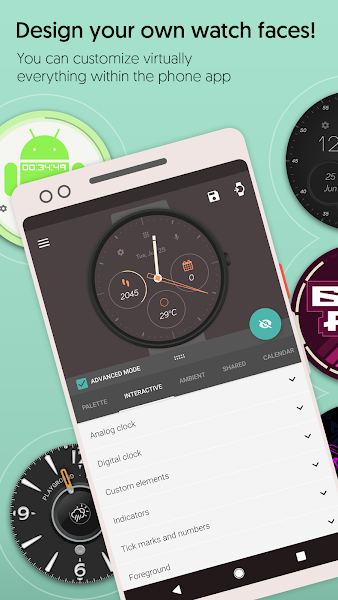 Download APK: Watch Face – Pujie Black (Wear OS & Samsung Watch) v4.2.7-beta [Paid]