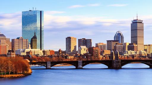 Cities. Boston
