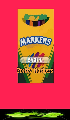 Match the Markers Game